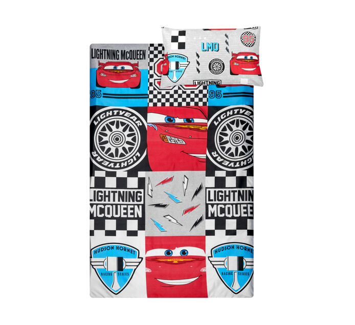 CHARACTER Single Duvet Cover Cars