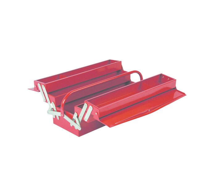 MASTERCRAFT 5-Tray Cantilever Toolbox