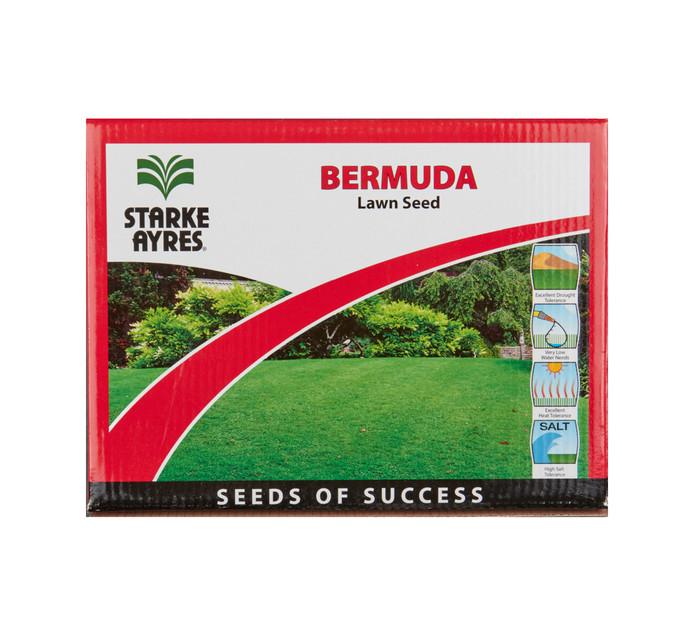 STARKE AYRES 500g Bermuda Lawn Seed