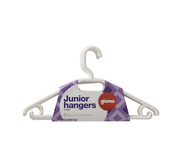 GIZMO 5 Pack Junior Hangers