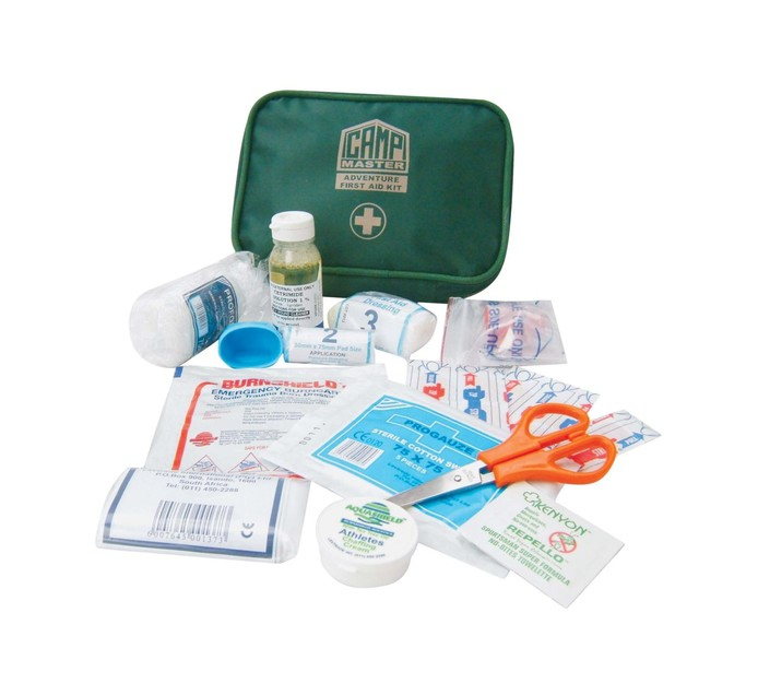 CAMPMASTER First Aid Kit