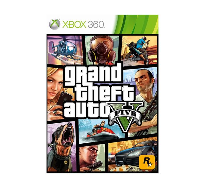 XBOX 360 Grand Theft Auto V