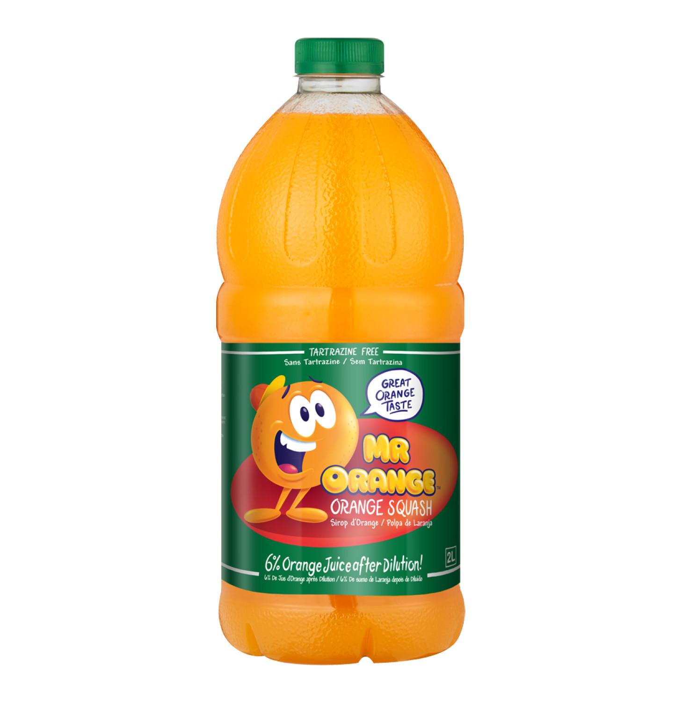 Mr Orange Orange (1 x 2l)