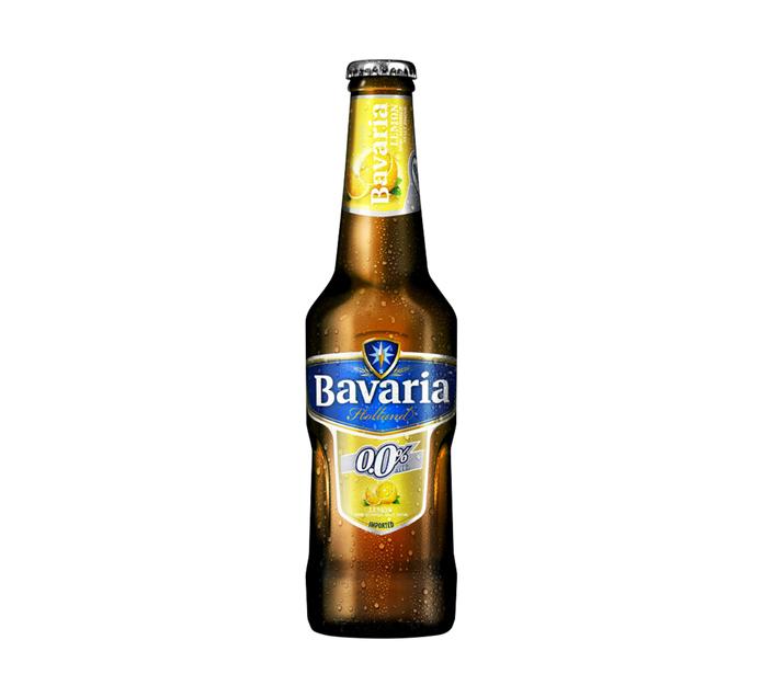 BAVARIA Non Alcoholic Lemon NRB (6 x 330ml)