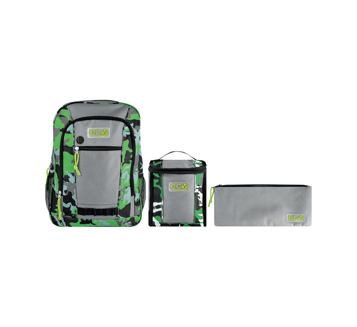ECO 3 piece Combo Backpack