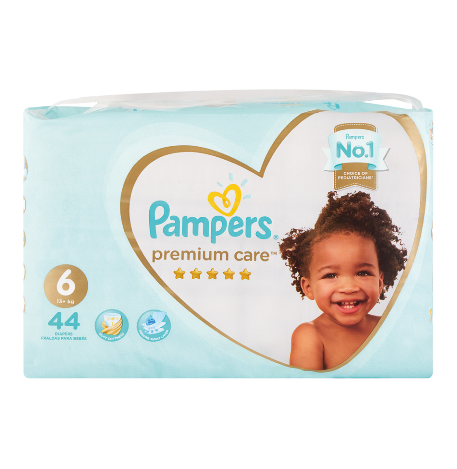 Pampers Size 6 (1 x 1)