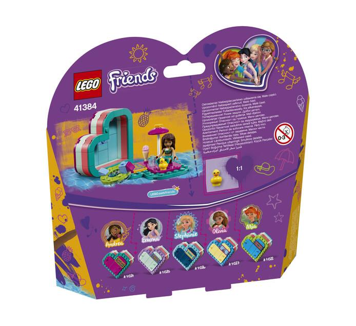 LEGO FRIENDS ANDREA'S SUMMER HEART BOX