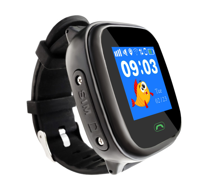 POLAROID Kids IPX 7 GPS Active Tracking Watch