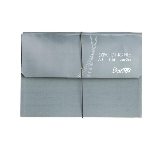 BANTEX A4 Expanding File Each