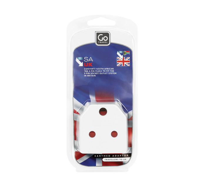 DESIGN-GO British Adaptor