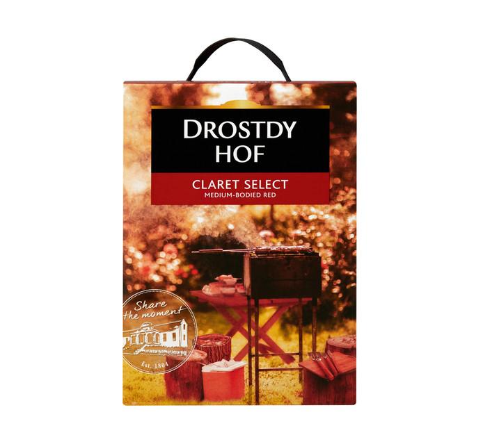 DROSTDY HOF Claret (1 x 5L)