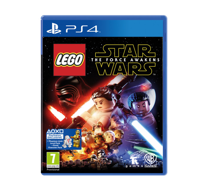 PS4 Star Wars: The Force Awakens