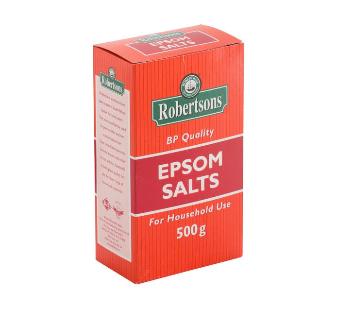 ROBERTSONS Baking Aids Epsom Salt (1 x 500g)