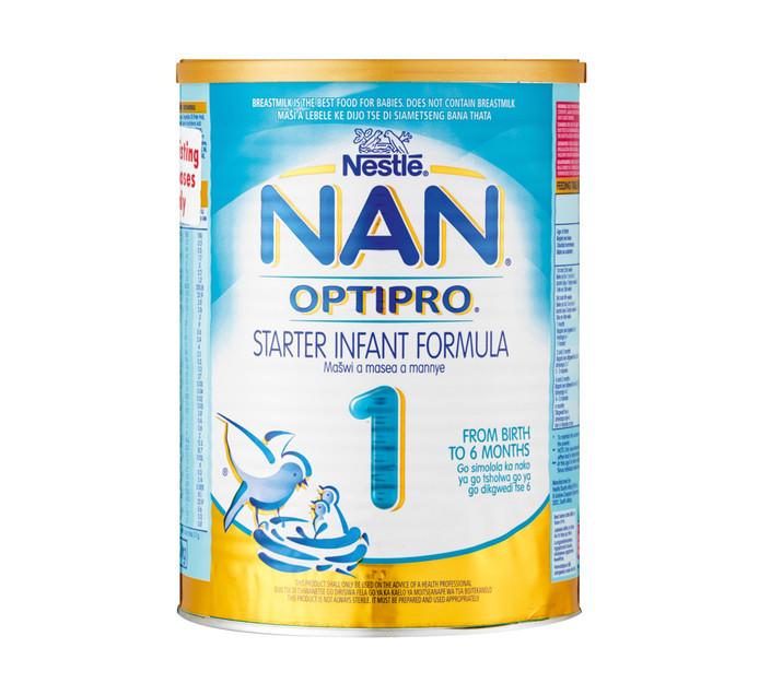 NESTLE Nan Infant Milk Formula (All Variants) (1 x 1.8kg)
