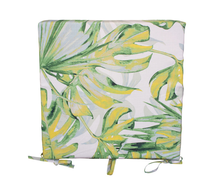 TERRACE LEISURE Jungle Leaf Seat Pad