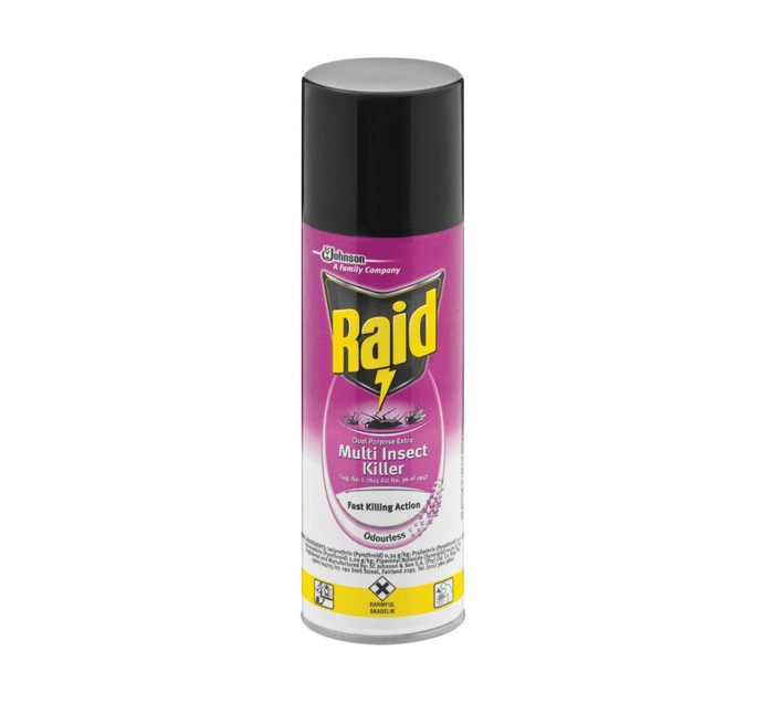 RAID 6 x 180ml Insect Killer