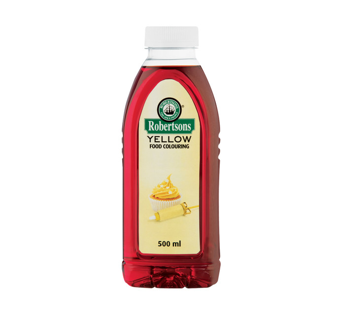ROBERTSONS FOOD COLOUR 500ML