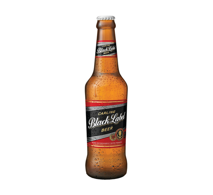 CARLING Black Label Pint RB (24 x 330ml)