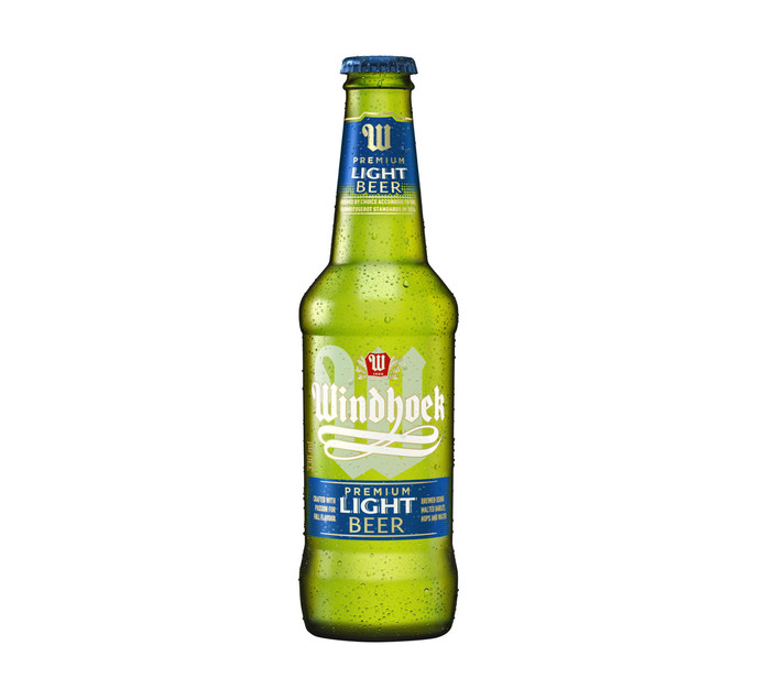 WINDHOEK Light NRB (24 x 330ml)
