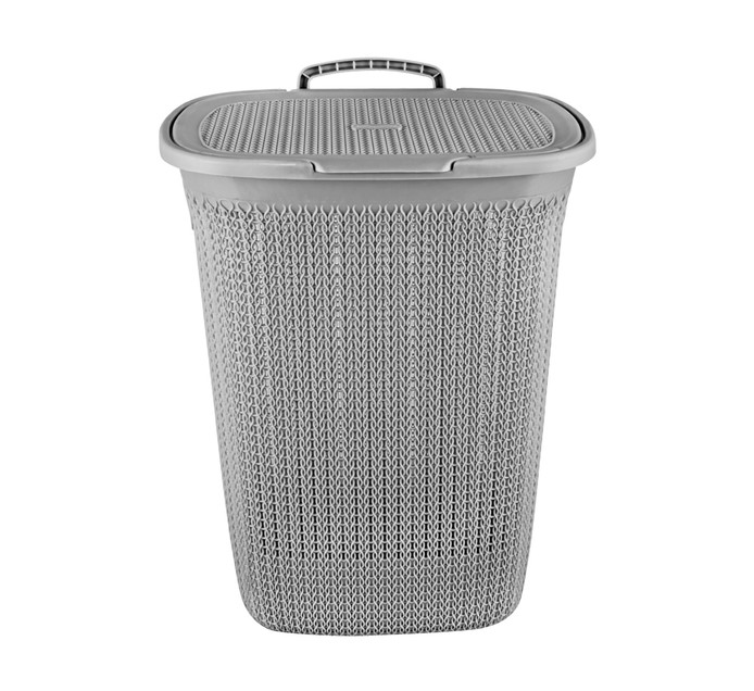 NU WARE Laundry Basket with Wheels