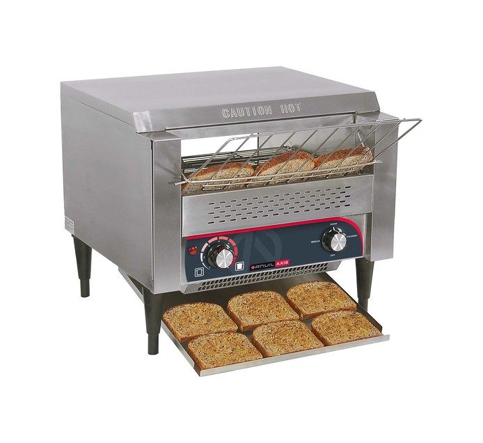 ANVIL Conveyor Toaster Wide Mouth