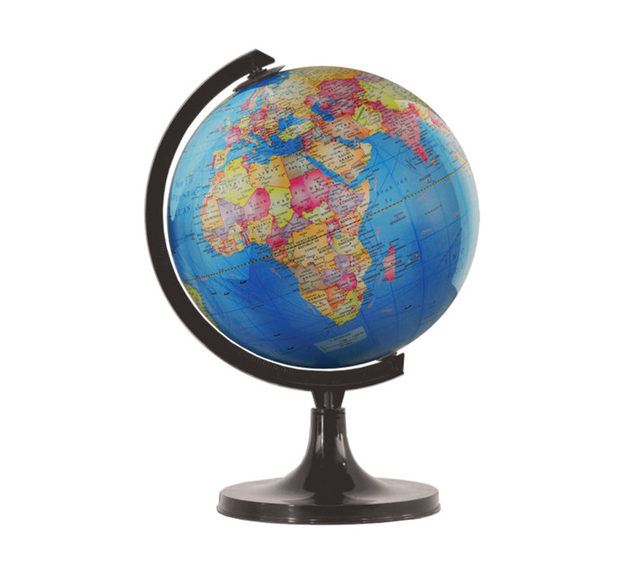 WORLD GLOBES 15 CM
