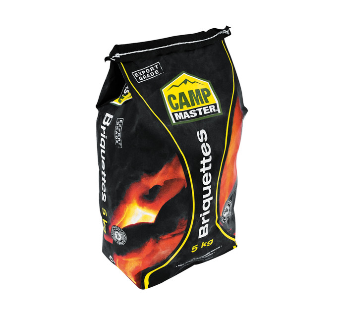 CAMPMASTER 5 kg Briquettes