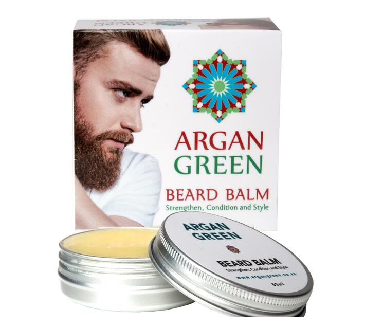 Argan Green Beard Balm