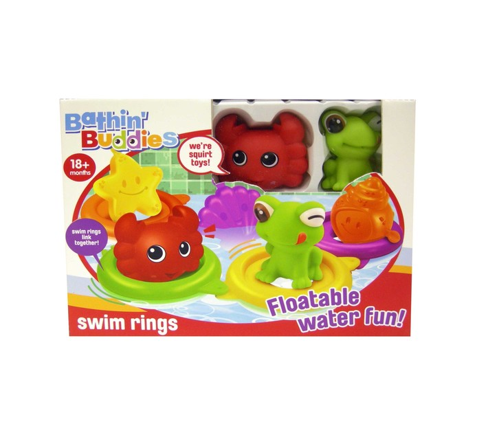 Bathin' Buddies Stick N' Slide