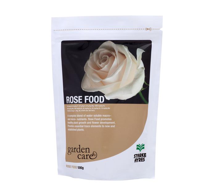 STARKE AYRES 500g Rosefood Doy Pack