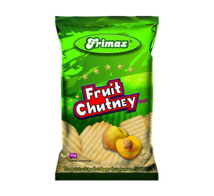 FRIMAX Potato Chips Fruit Chutney (48 x 30g)