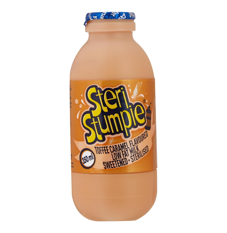 Bonnita Steri-Stumpie Flavoured Long Life Milk Toffee Caramel (6 x 350ml)