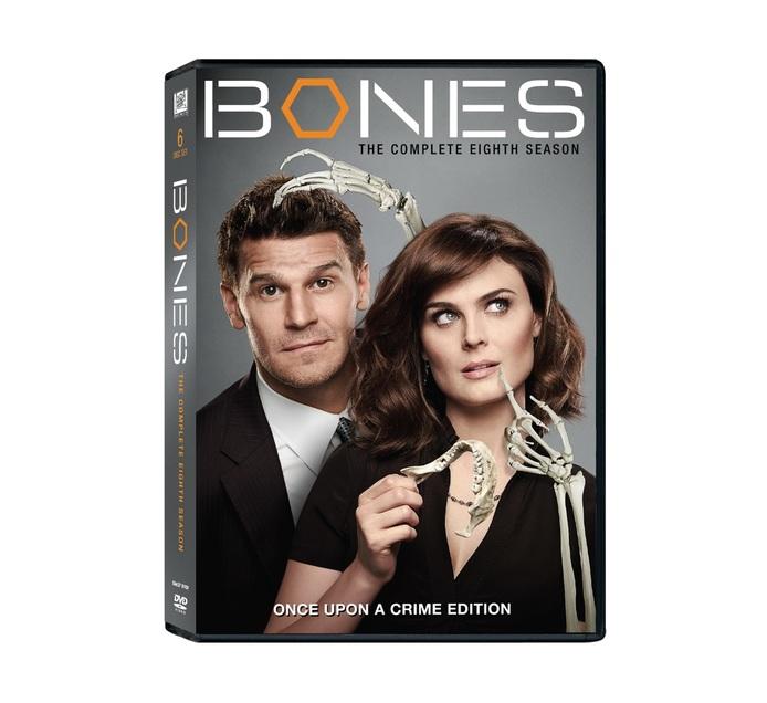 Bones Season 8 - 6 Disc