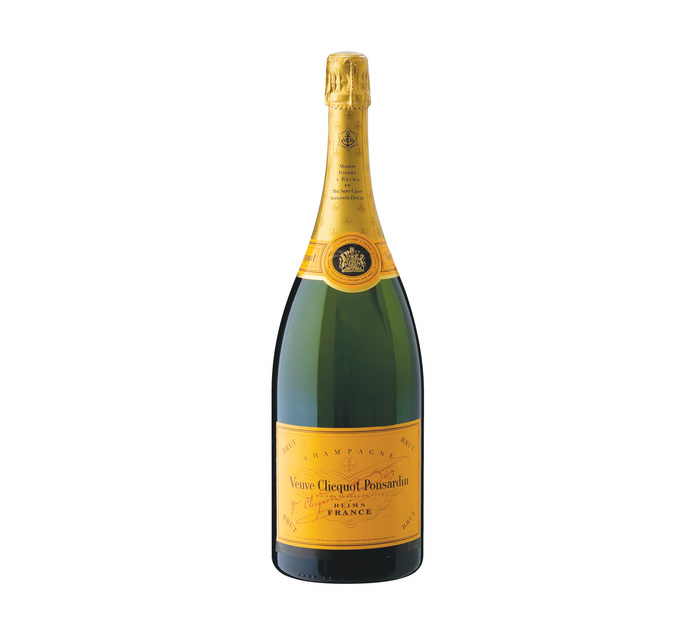 VEUVE CLICQUOT Yellow Label Brut (1 x 1.5L)
