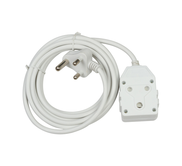 SUEDE 3m Heavy Duty Extension Cord