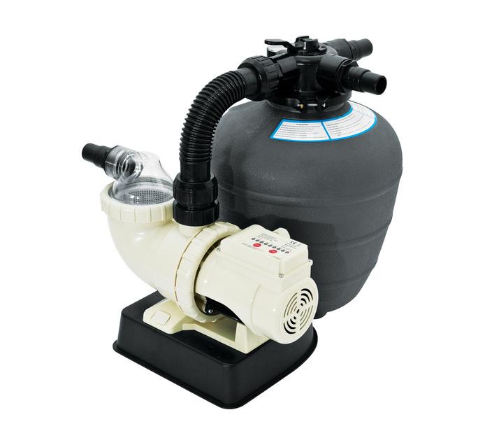 KREEPY KRAULY Pump and Sand Filter