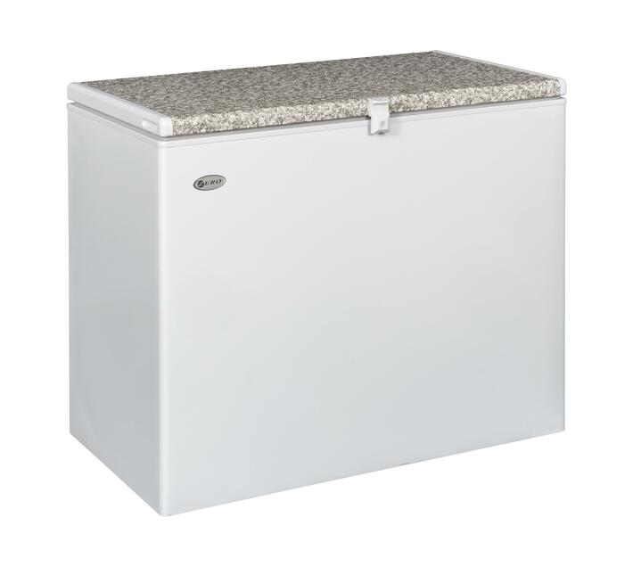 250l Gas And Electric Chest Freezer