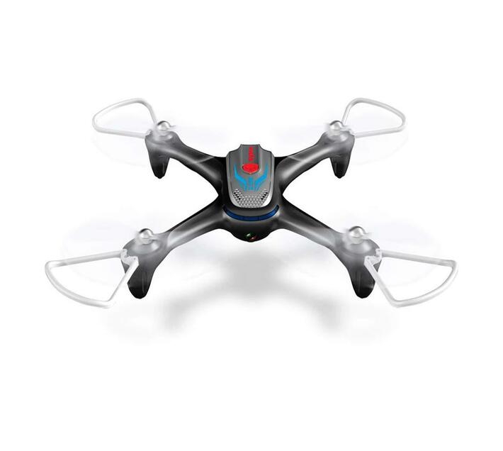 Syma X15W Drone Quadcopter Camera with Real Time View - Black