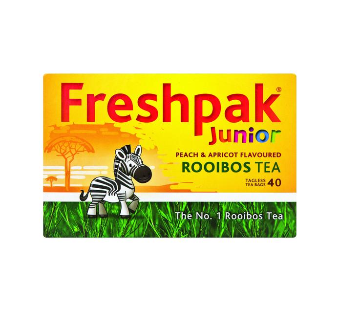 FRESHPAK TEABAG JUNIOR R/BOS 40,S PCH AP | Tea Capsules