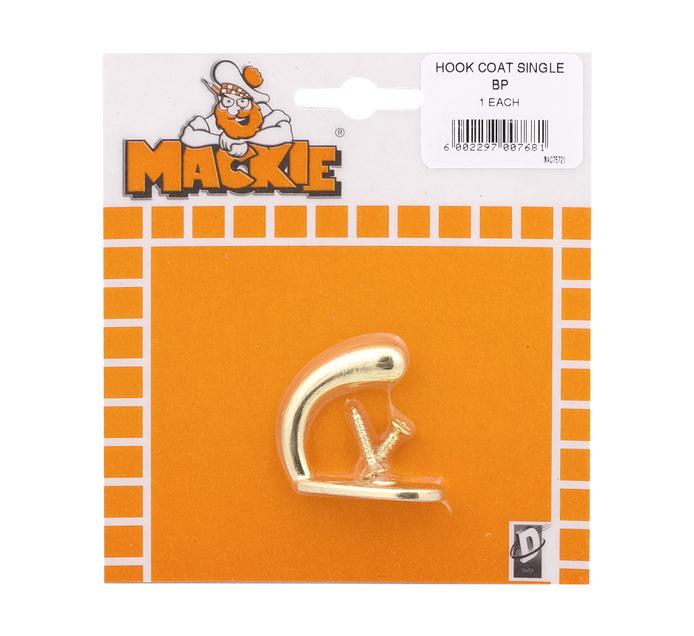 MACKIE Coat Hook Single