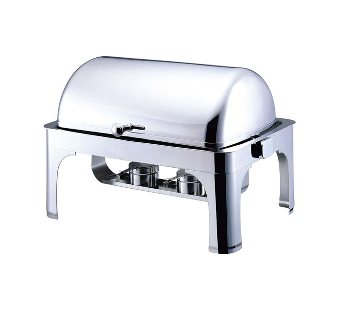 Rectangular Contemporary Chafer