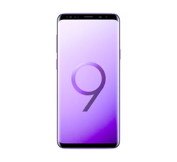 VSP SAMSUNG GALAXY S9 +  PURPLE  PREPAID