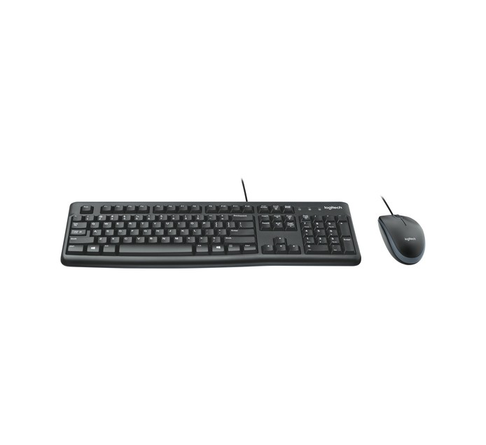 LOGITECH Wired Desktop MK120