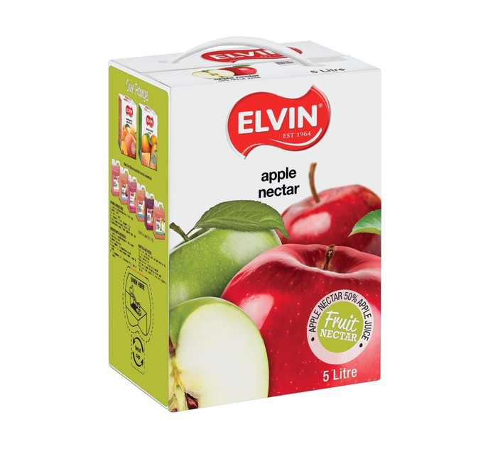 ELVIN 1 x 5L Nectar Ready To Drink
