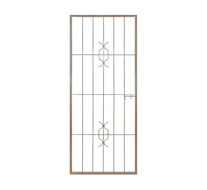 XPANDA 770 cm X 1950 cm Homestyle Gate With Shootbolt Bronze