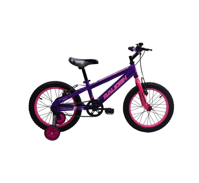 "RALEIGH 16"" Enduro Girls Mountain Bike"