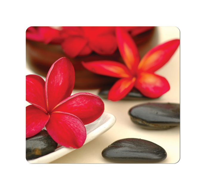 FELLOWES Earth Series mousepad - Spa Flower