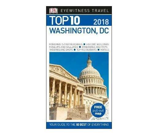 Top 10 Washington, DC : 2018