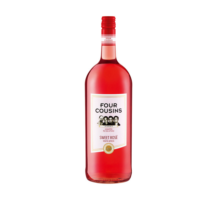 FOUR COUSINS Sweet Rose (1 x 1.5L)