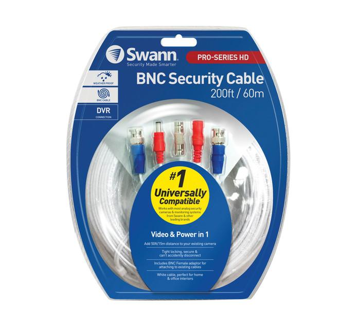 SWANN Swann 60 m BNC Cable